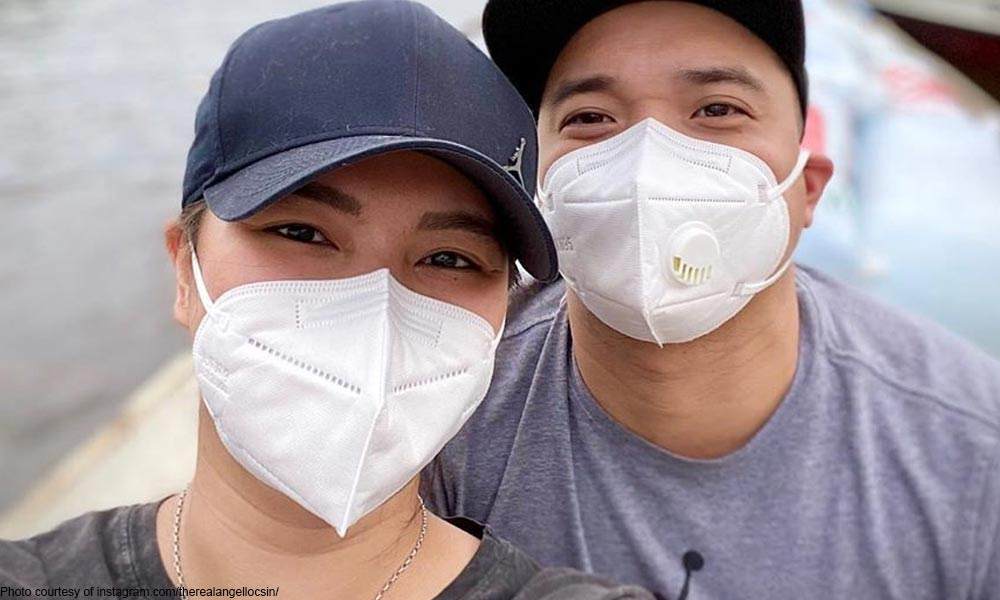 Angel Locsin 3 - Angel, Neil pumiyok sa 'hiwalayan'
