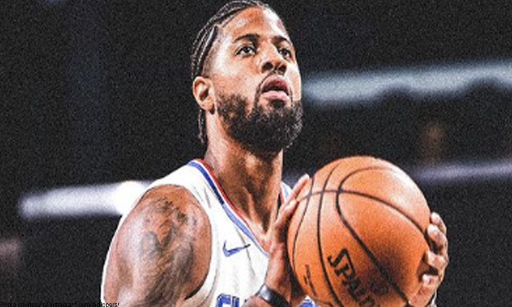 Clippers - George, Clippers binuhusan Suns