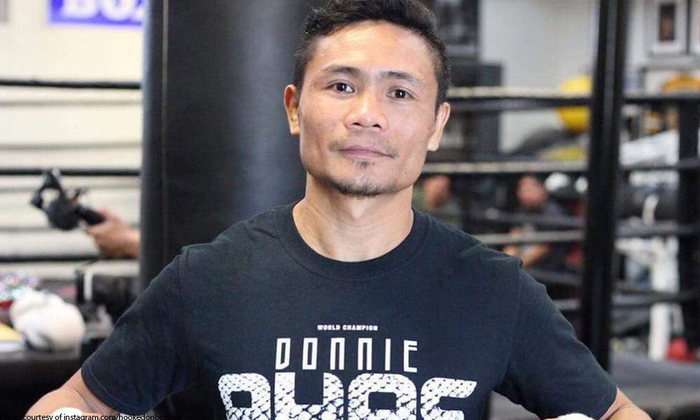 Donnie - Nietes papaampon sa MP Promotions
