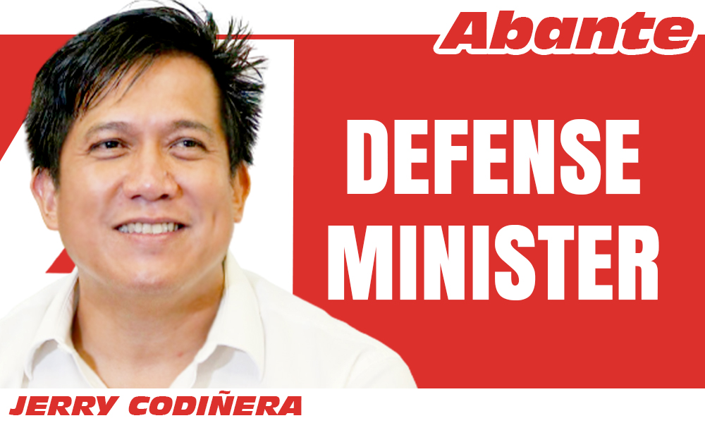 FINAL columnists Jerry Codinera defense minister abante - Ibalik ang team sports