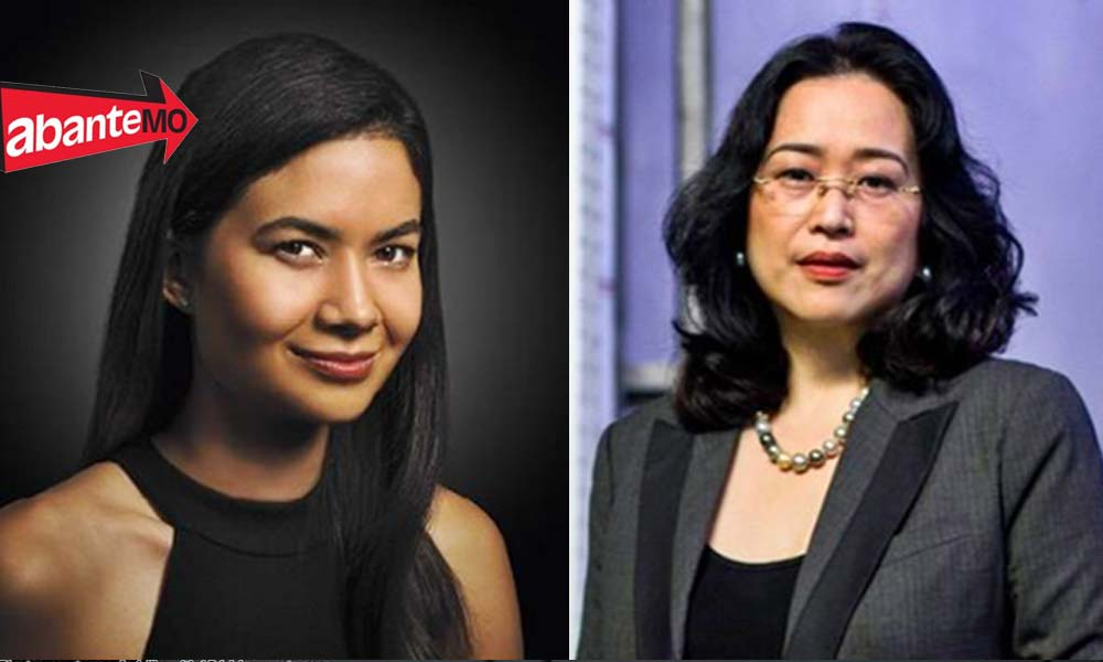 Olivia Limpe Aw - 2 Pinay swak sa Forbes werpa CEO