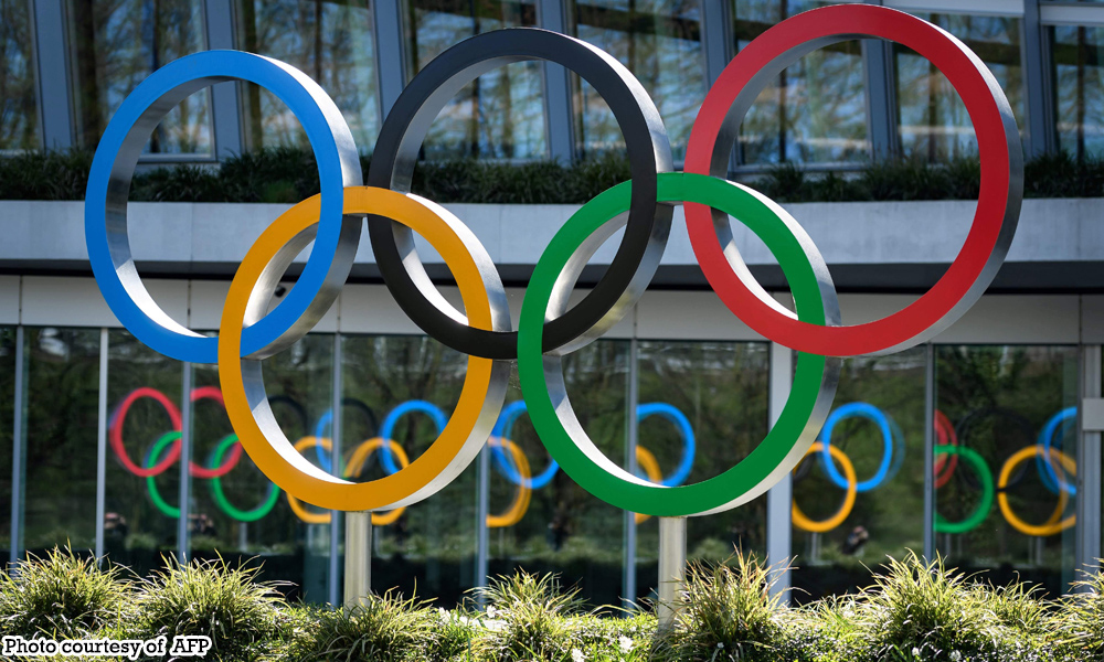 Olympics - High-tech camera swak sa Olympics