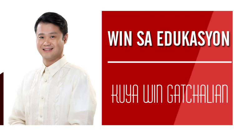 Win gatchalian 750x430 2 4 - Alternative Learning System sa bawat lungsod