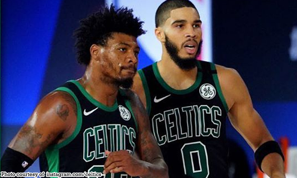 abante boston - Tatum, Smart, Celtics walastik