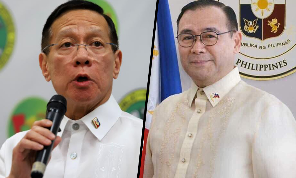 abante duque 3 - Duque kay Locsin: Mag-move on na