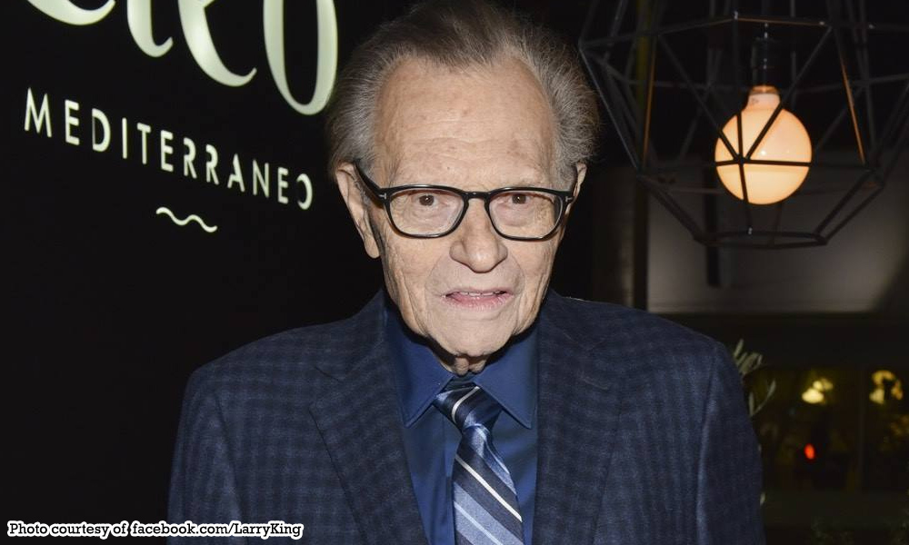 abante larry king - Larry King positibo sa COVID-19