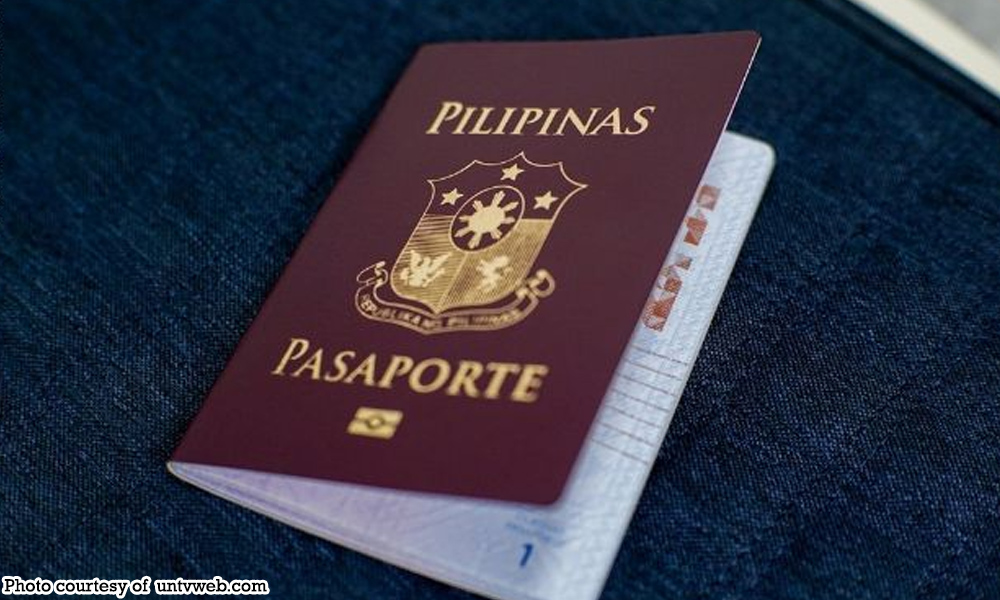 abante passport - Para no appearance: Passport gamitin sa voter's registration