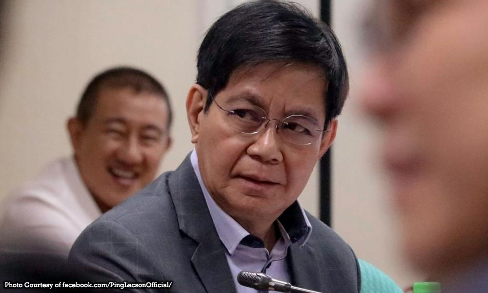 abante ping lacson 7 - UHC 'wag damay sa PhilHealth scam-Lacson