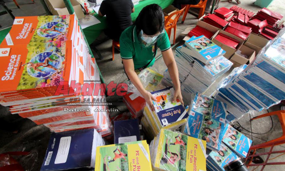 abante textbook - Textbook gawing e-books – Lapid