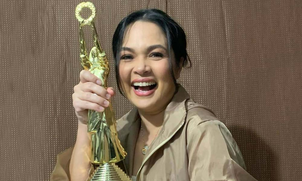 abante juday 1 - Juday best actress sa Luna Awards