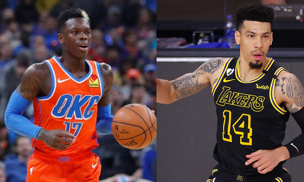 danny - Schroder papalitan si Green sa Lakers