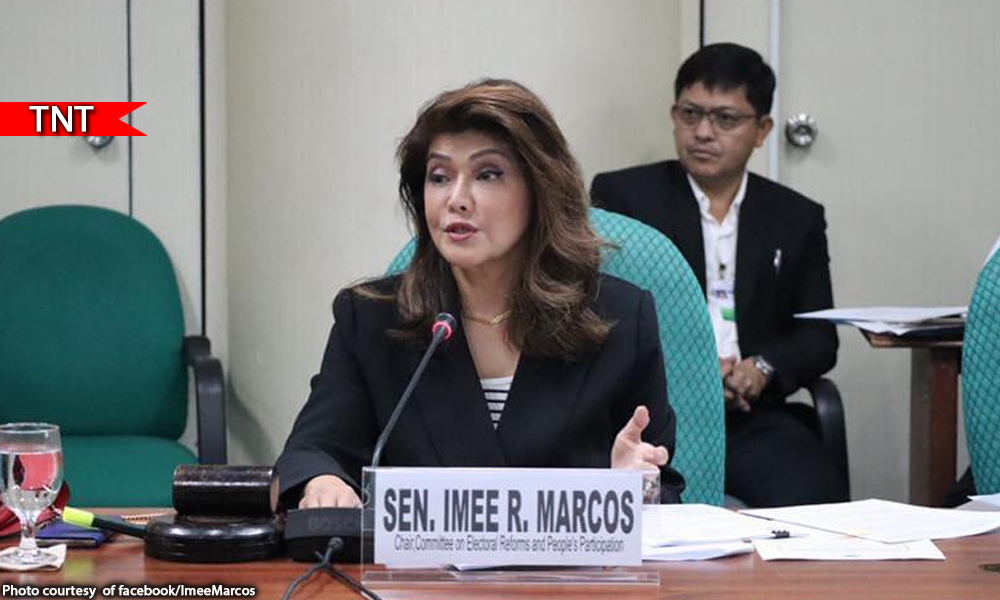 imee 1 - Imee: Bakuna sa COVID-19 dapat may global price ceiling