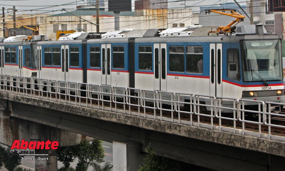 mrt 1 - MRT-3 mag-partial operation ng weekend