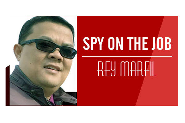 spy on the job 7 - Kalma lang sa 'ber' months