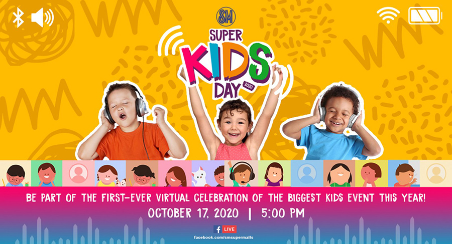 SM SuperKidsDay Banner Ad